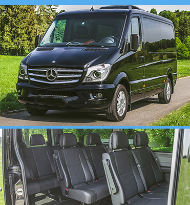 MERCEDES BENZ SPRINTER BUSINESS
